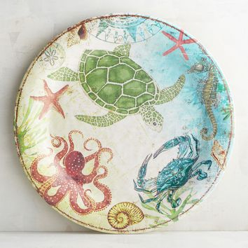 Speedy & Friends Melamine Dinner Plate