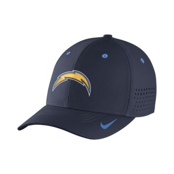 Nike Legacy Vapor Swoosh Flex (NFL Chargers) Fitted Hat