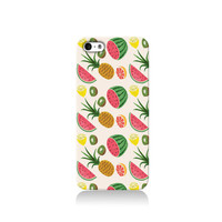 Tropical Fruits iPhone case, iPhone 6 case, iPhone 4 case iPhone 4s case, iPhone 5 case 5s case and 5c case