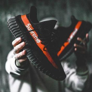 ADIDAS YEEZY 350 V2 SUPREME Sport Casual Shoes Sneakers H Z