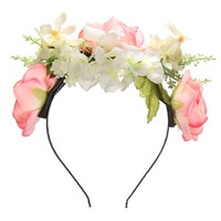All accessories > FLORAL FATE HEADBAND