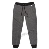 "Guess Sweatpants ""Kamil"" Joggers Pants Black Gray"