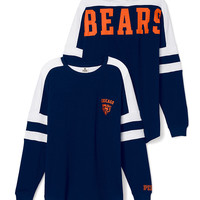 Chicago Bears Pocket Varsity Crew - PINK - Victoria's Secret