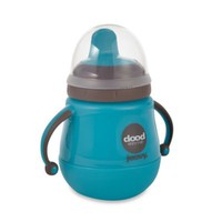 Joovy® Dood 7-Ounce Sippy Cup Training Cup with Insulator in Turquoise