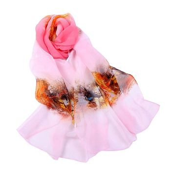 Fashion Brand New Scarf Elegant Ladies Women Long Soft Wrap Shawl 160*50cm Scarves & Wraps