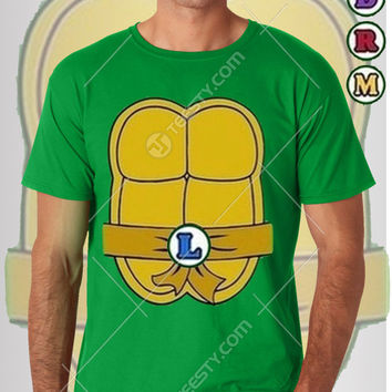 Ninja Turtles T-shirt T-shirts Ninja Turtles T-shirts For Kids For Adults Halloween Halloween Costume Mutant Ninjas Tmnt Leonardo Raphael