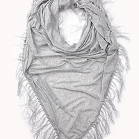Must-Have Fringed Scarf