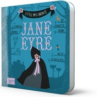 Jane Eyre Board Book: BabyLit Classic Literature Introduction