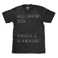 My Book T-Shirt