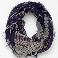 Urban Outfitters - Tie-Dye Eternity Scarf