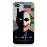 Movie Theme Collection iPhone 4/4S Case -The Dark Knight