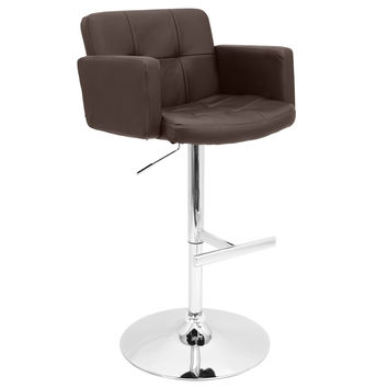 Stout Bar Stool Brown