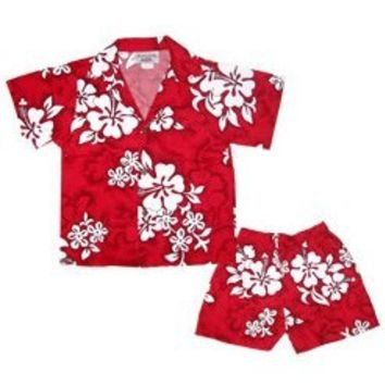 seastar hawaiian boy cabana set