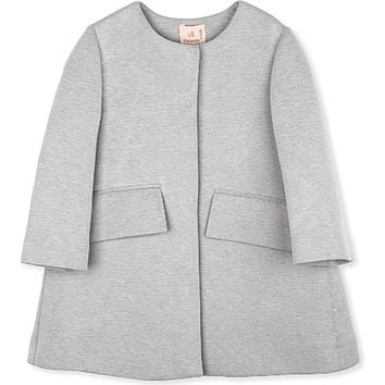 ROKSANDA ILINCIC - Fordam pocket jersey coat 2-10 years | selfridges.com