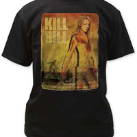 Kill Bill Retro Poster Vol. 1 Tee Shirt