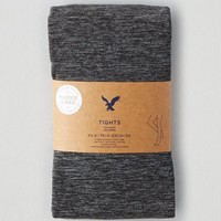 AEO 's Fleece Tights (Charcoal)