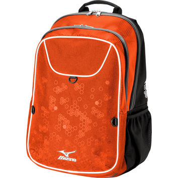 Mizuno Lightning 2 Day Pack Orange Black