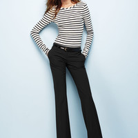 The Kate Flare Pant in Seasonless Stretch