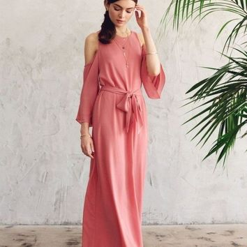 Spring Everlasting Maxi Dress