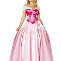3pc Beautiful Princess Costume