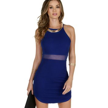 Promo-royal A-game Bodycon Dress