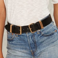 B-Low the Belt Bangles Leather Belt - Rose Gold