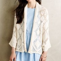 Graduated Diamonds Cardigan