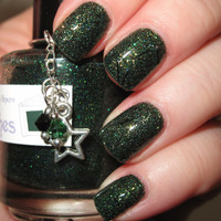 """Devil's Snare glitter nail polish 15 mL (.5 oz) from the """"Where Everything's MagiCOOL"""" Collection"""