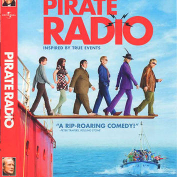 Pirate Radio (DVD, 2010)