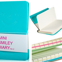 Smile Face Pattern Color Page Note Book