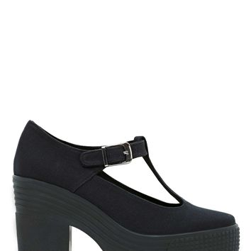JC Play by Jeffrey Campbell Asif Tee Platform Boot