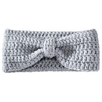 Mossimo® Bow Headband - Gray