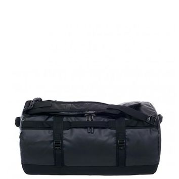 The North Face Base Camp Duffel Bag - Size S - Black/Black