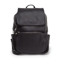 Pebble Black Backpack