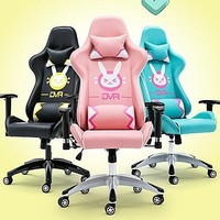 Overwatch Dva Gaming Chair