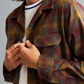 Pendleton Original Board Flannel Button-Down Shirt | Urban Outfitters