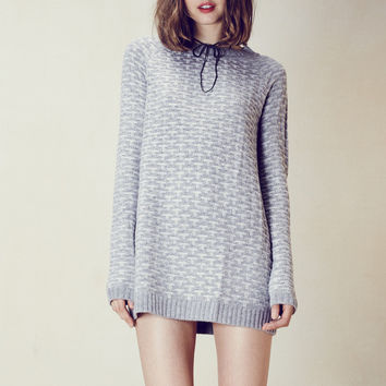 BIG SUR SWEATER DRESS