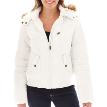 jcpenney | Arizona Puffer Jacket