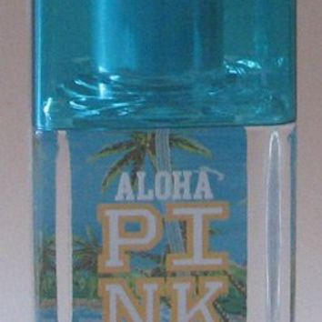 Victoria's Secret Aloha Pink Wild and Breezy Body Mist 75ml/ 2.5 Fl Oz