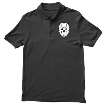 jason friday floral Polo Shirt