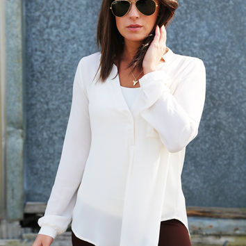 Making It Count Blouse