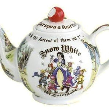 Snow White Collectible Teapot