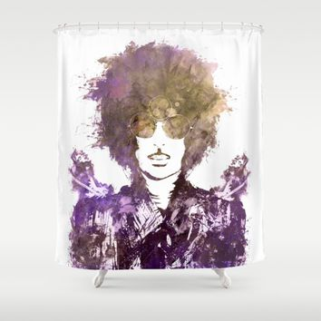Prince art Shower Curtain by GreatArtGallery
