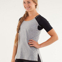 spincity tee | women's tops | lululemon athletica
