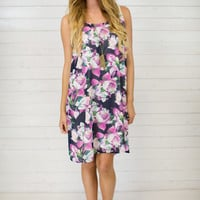 Spring Dream Floral Dress