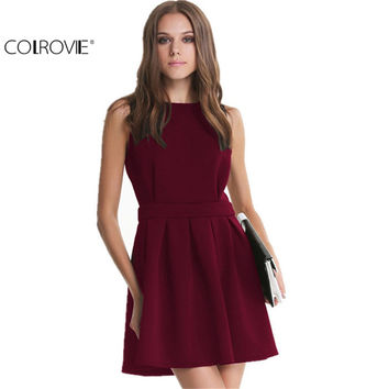 COLROVIE Summer Dress
