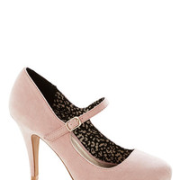 ModCloth Pastel Flavor of the Chic Heel