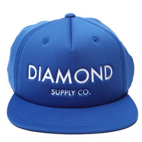 Diamond Supply Co. - Diamond Classic Snapback - Blue