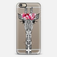 FLOWER GIRL by Monika Strigel iPhone 6 case by Monika Strigel | Casetify