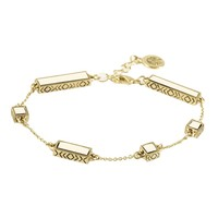 House of Harlow 1960 Jewelry Long Rains Station Bracelet
